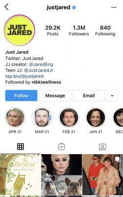 Aggiungi più link alla biografia di instagram con tap.bio